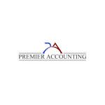 Premier Accounting Logo - Entry #395