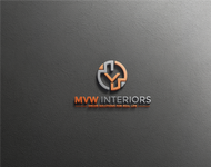 MvW Interiors Logo - Entry #25
