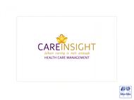 CareInsight Logo - Entry #9