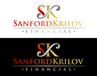 Sanford Krilov Financial       (Sanford is my 1st name & Krilov is my last name) Logo - Entry #212