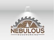 Nebulous Woodworking Logo - Entry #71