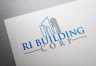 RI Building Corp Logo - Entry #29