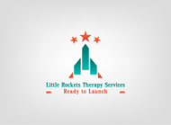 Little Rockets Therapy Services Logo - Entry #12