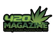 420 Magazine Logo Contest - Entry #50