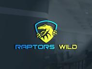 Raptors Wild Logo - Entry #17