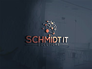 Schmidt IT Solutions Logo - Entry #31