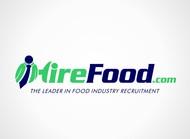 iHireFood.com Logo - Entry #123