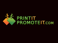 PrintItPromoteIt.com Logo - Entry #58