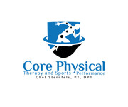 Core Physical Therapy and Sports Performance Logo - Entry #233