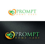 Prompt Home Care Logo - Entry #118