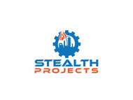 Stealth Projects Logo - Entry #138