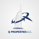 A log for Q Properties LLC. Logo - Entry #22