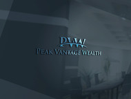 Peak Vantage Wealth Logo - Entry #24