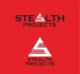 Stealth Projects Logo - Entry #382