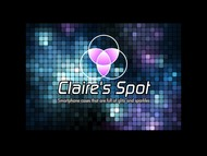 Claire's Spot Logo - Entry #20