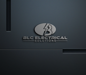 BLC Electrical Solutions Logo - Entry #228