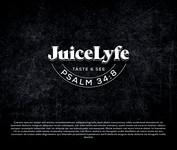 JuiceLyfe Logo - Entry #549
