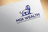MGK Wealth Logo - Entry #294