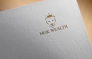 MGK Wealth Logo - Entry #506