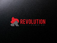 Revolution Fence Co. Logo - Entry #79