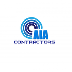 AIA CONTRACTORS Logo - Entry #13