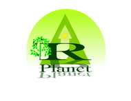R Planet Logo design - Entry #7