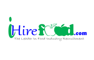 iHireFood.com Logo - Entry #54