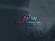 Next Generation Wireless Logo - Entry #217