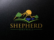 Shepherd Drywall Logo - Entry #239