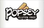 gluten free popsey  Logo - Entry #168