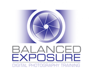 Balanced Exposure Logo - Entry #70