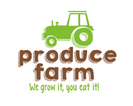 Produce Farm  Logo - Entry #99