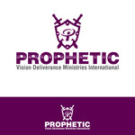 Prophetic Vision Deliverance Ministries International Logo - Entry #48
