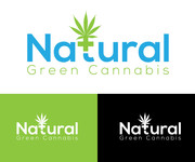 Natural Green Cannabis Logo - Entry #19