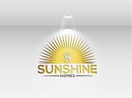 Sunshine Homes Logo - Entry #419