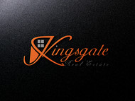 Kingsgate Real Estate Logo - Entry #8