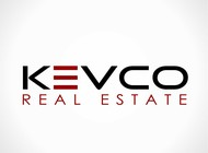 KevCo Real Estate Logo - Entry #3