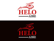 Helo Aire Logo - Entry #175