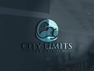 City Limits Vet Clinic Logo - Entry #257