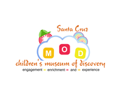 santa cruz children's museum of discovery  MOD Logo - Entry #18