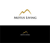 Motus Living Logo - Entry #18