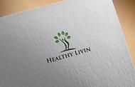 Healthy Livin Logo - Entry #373