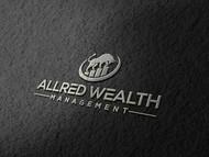 ALLRED WEALTH MANAGEMENT Logo - Entry #861