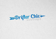Drifter Chic Boutique Logo - Entry #90