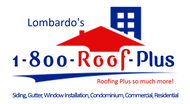 1-800-Roof-Plus Logo - Entry #19