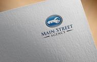 Main Street Agency Logo - Entry #23