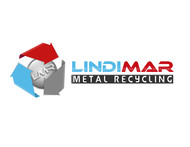 Lindimar Metal Recycling Logo - Entry #437
