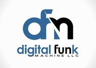 Digital Funk Machine LLC Logo - Entry #44