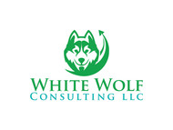 White Wolf Consulting (optional LLC) Logo - Entry #445
