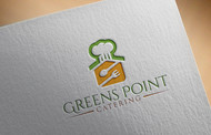 Greens Point Catering Logo - Entry #107